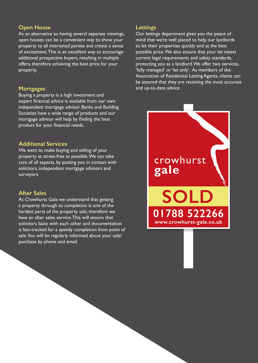 Crowhurst Gale Brochure